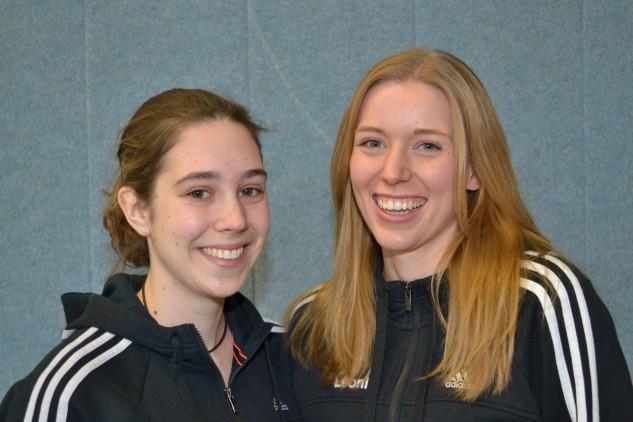Nadine Richter & Leonie Hempelmann