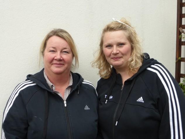 Heike Kaiser & Tanja Markmann