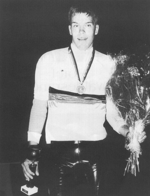 19.7.1987 – Berlin: Michael Kötter wurde Deutscher Meister im 1000m Zeitfahren der Amateure. Er startete um 23:37 Uhr und das Ergebnis stand um 24 Uhr fest. Ein Gewitterregen war an der Verspätung schuld.